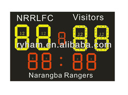 led score board