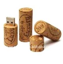 promotional 3.0 32gb wine cork shape usb flash drive