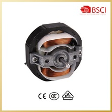 YJ58 series shaded pole motor using for small home appliances