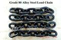 Grado 80 Alloy Steel celda de carga de la cadena para elevación multiusos