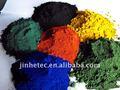 color diferente de óxido de hierro pigmentos para baldosas de hormigón