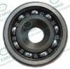 Retainer type trolley bearing wheel