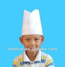 Niños gorro de Chef
