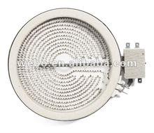 165mm 1200W 220V Ceramic Heating element HL-T165R