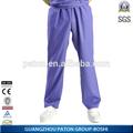 Unisex hospital calças de uniforme, melhor vender calças enfermeira