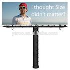 V-Shape Outdoor Advertising Billboard (Model A)