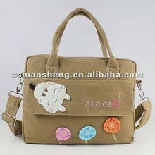 Fashion latest ladies handbag 2012