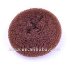 hair donut blonde hair bun pieces hair accessories bun makers