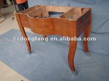 The latest design waterproof wooden bathroom vanity cabinet (VA-421)