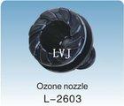 ozone led nozzle