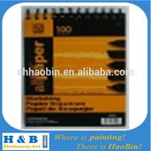 Artist Sketching Paper Pad