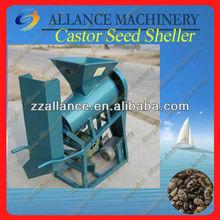 271 Service and quality quaranteed castor bean sheller/shelling machine