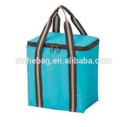 New Design Fashionable Promotional Polyester Cooler Bag