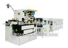 rectangular tin can welder/spot welding machine line/can making machinery