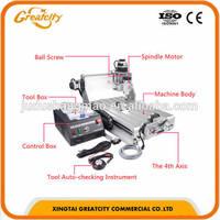 Metal design machine,CNC rotary engraving machine
