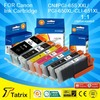 PGI-650 ink cartridge for Canon, 17 years experiences