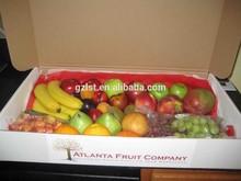 Factory OEM big fruit cardboard box/la frutas carton