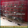 convenient and durable galvanized pigeon cage