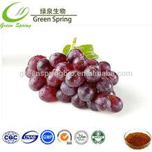 100% Water Soluble Grape Seed P.E. OPC,natural grape seed p.e.