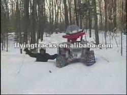 ATV/UTV all-terrain track system