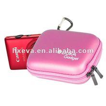 Pretty Pu EVA camera cases with plastic costomized logo