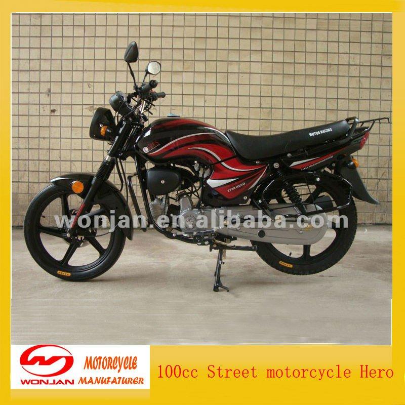 100cc motorcycle Hero/WJ 110 Street Bike