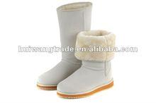 wholesale 2014 top quality cheap men and women fashion Shoes Classic Style cheap Australian Sheepskin Snow Boots(factory)