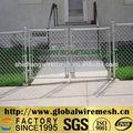 cerca da ligação chain gates