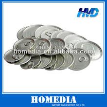 Aluminum EOE Can Top Cap