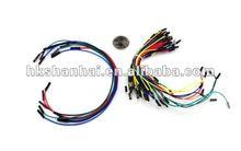 fio de telecomunicações jumper solderless breadboard jumper cabo de arame 350 qty