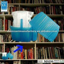 2012 shen zhen hot seller moisture absorber for books calcium chloride desiccant