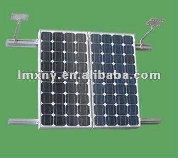 High exchange efficiency Mono solar panel,110W-140W