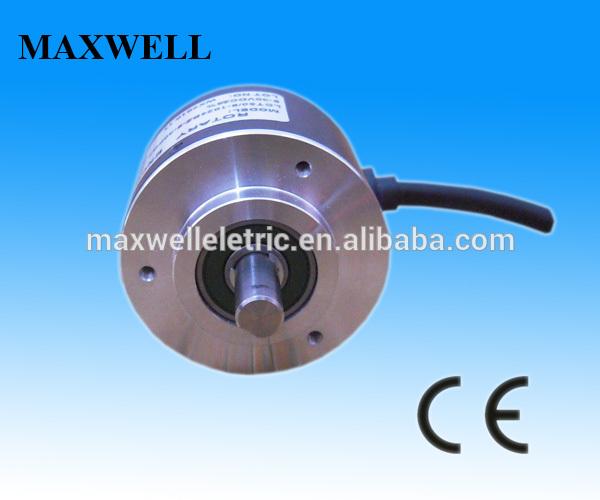 MAXWELL M50SA ( external 50mm diameter )Solid Shaft Incremental Rotary Encoder