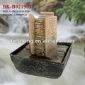 polyresin mesa fuentes de agua para la venta