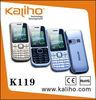 K119 mobile /java cell phone/TV mobile/FM function