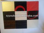 Beautiful surface finishing high glossy uv hpl boards