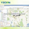 Real - tiempo gps de seguimiento buen servicio, Servidor de seguimiento / plataforma, Velocidad informe