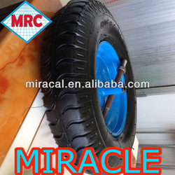 Rubber wheel/Pneumatic Rubber Wheel/Rubber Wheels 3.00-8