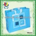 Compras del totalizador del bolso con el logotipo de su