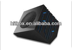 Bluetooth speaker with innovation design CSR Module 800mah lipolymer battery illumination light