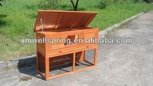Cheap Wooden Rabbit Hutch SR010