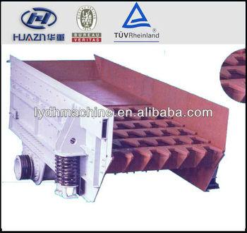 Vibrating Feeder and rotary distributor