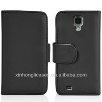 leather cases for samsung galaxy s4 ,wallet case stand pouch for galaxy s4,for samsung s4