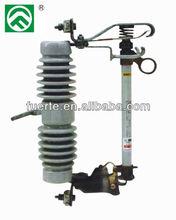 Porcelain outdoor fuse cut-out for medium voltage electrical system FSC-13