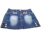 CJ-057 fashion design denim miniskirt of sex lady skirt