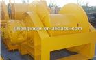 55t hydraulic winch