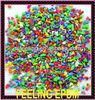 Colored epdm rubber scraps/scrap rubber granules -G-I-1113