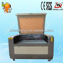 laser cutting embroidery machine of DW-1390 with CE,FDA certification at high quality with competitive price