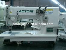 Twin Needle Chain Stitch Sewing Machine