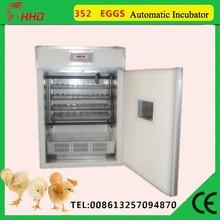 Ce microordenador controlado automático comercial barato venta al por mayor huevos precios con el envío de piezas de repuesto ( 352 huevos )